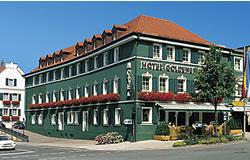 Hotel Goldener Hirsch, Bayreuth